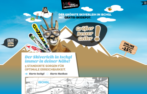 Ischgl Rent Website